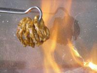 Fire Pretzels