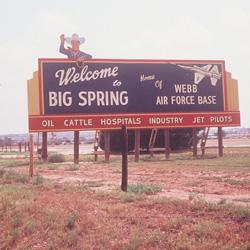 Big Spring, Texas