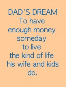 Dad's Dream