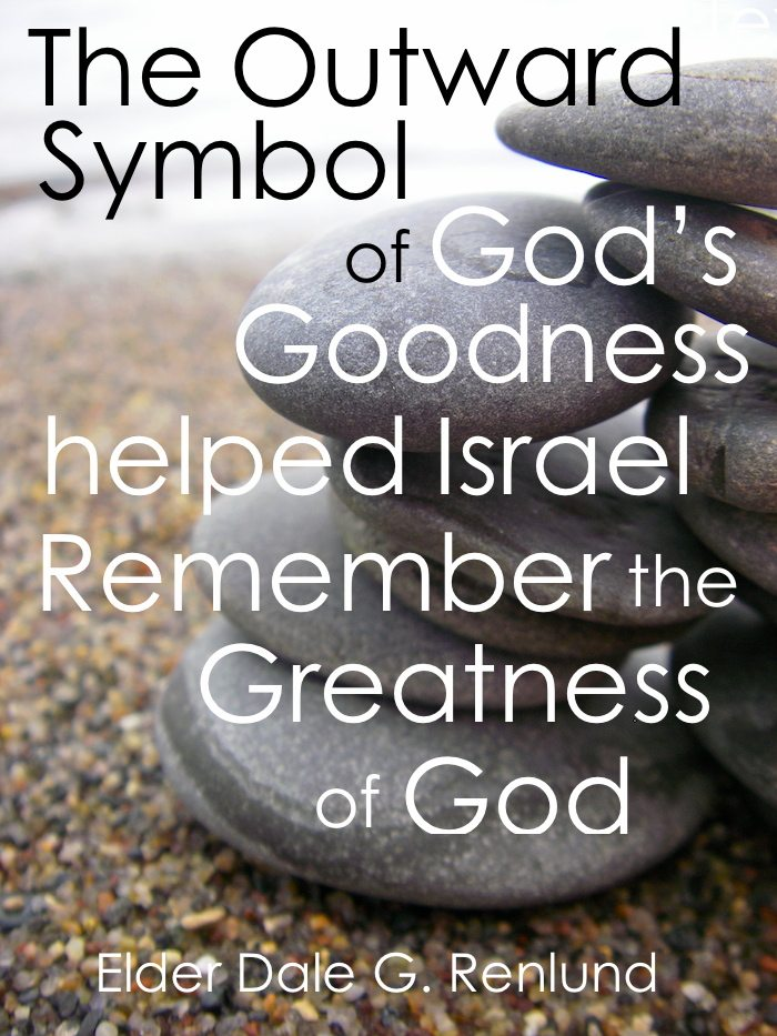 Outward Symbol of Gods Goodness