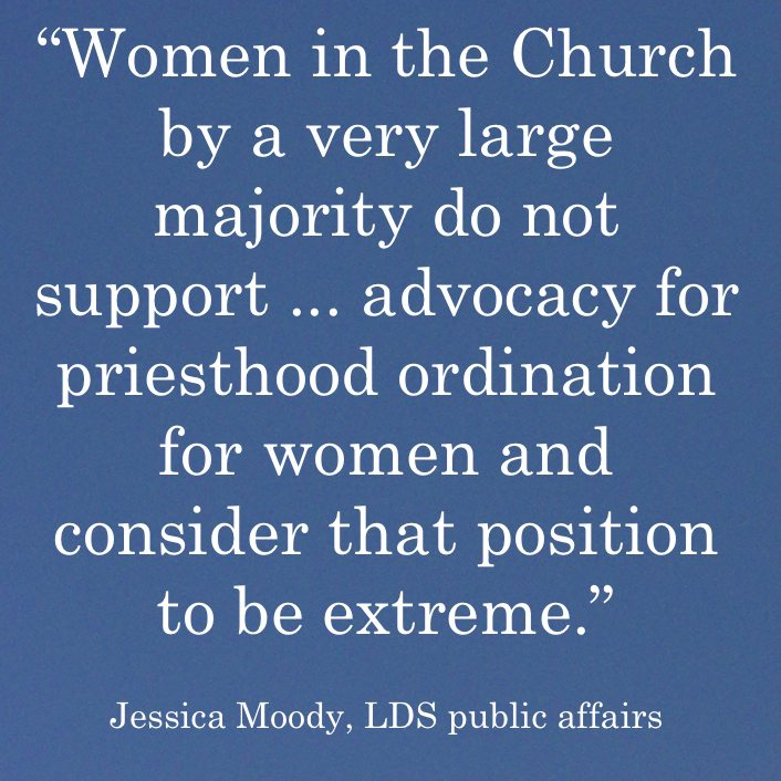 Women in the LDS Church