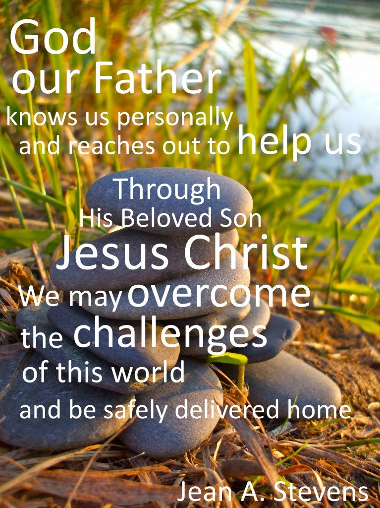Overcome Challenges Through Jesus Christ