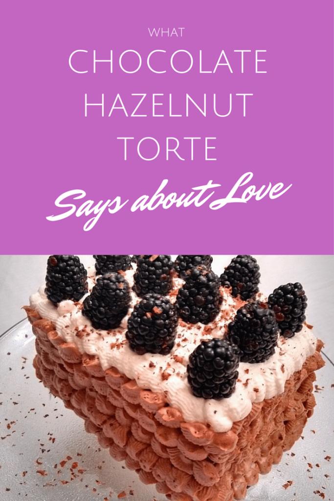 Chocolate Hazelnut Torte (1)