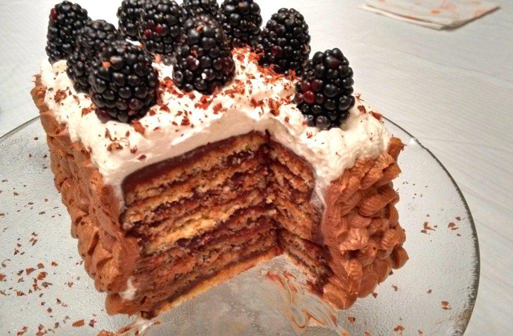 Hazelnut Choclate Torte